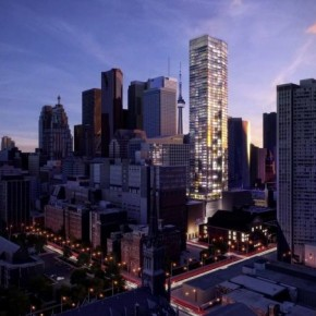 Massey Tower Brings Variety to Yonge