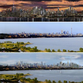 Hobbyist designs a 'postcard' from future Toronto
