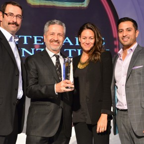 The Massey Tower wins big at the 2013 OHBA Awards