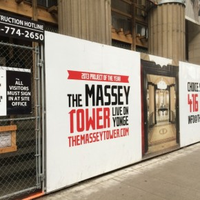 From YVR to YYZ: Visiting The Massey Tower